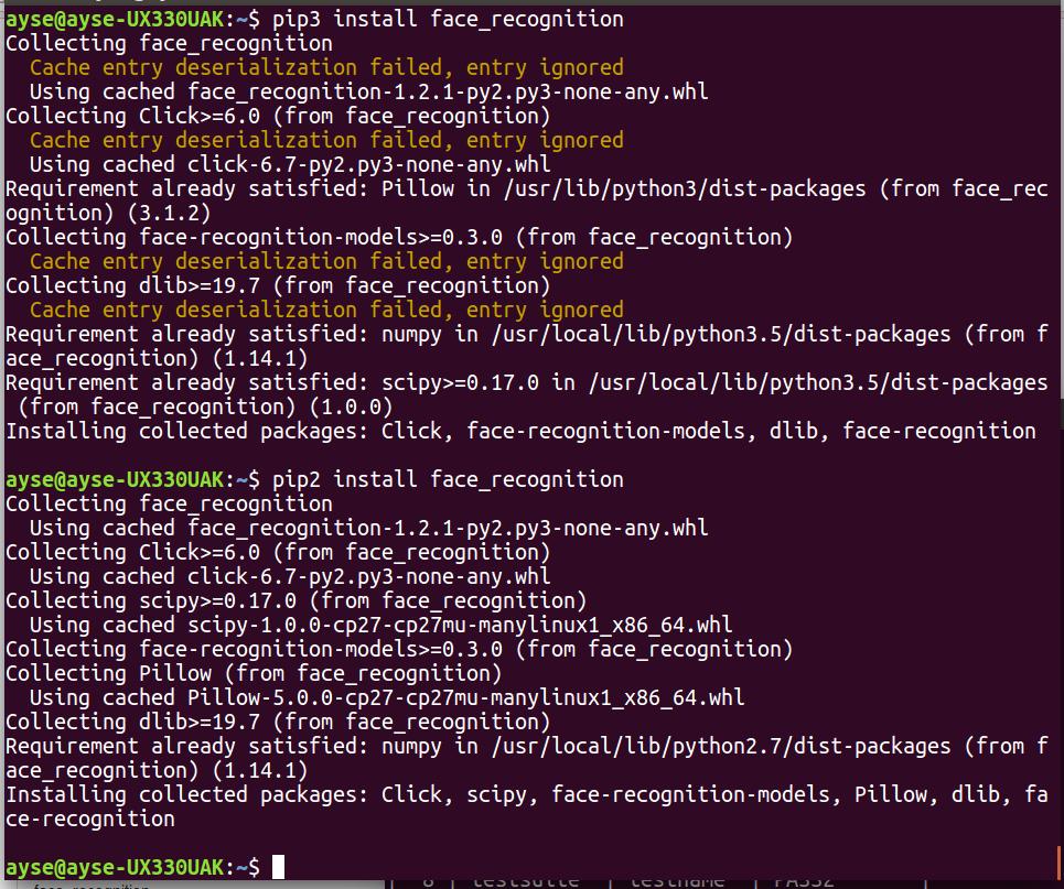 importerror no module named cv2 ubuntu 14.04