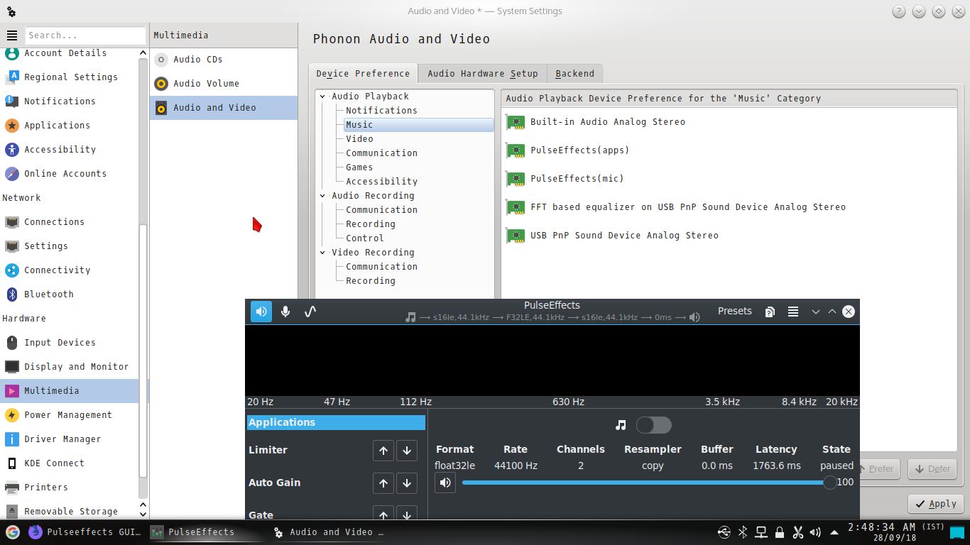 Pulseeffects GUI not working · Issue #345 · wwmm