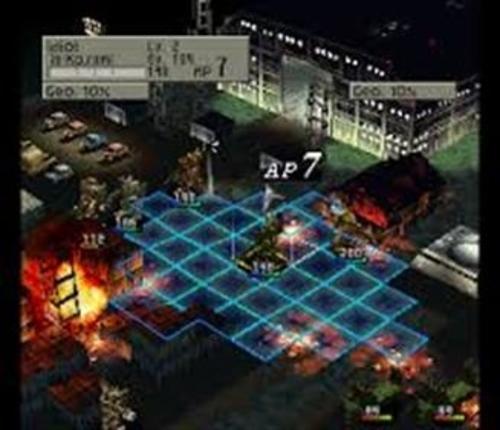 01  General analysis of the original game: FF Tactics · pink