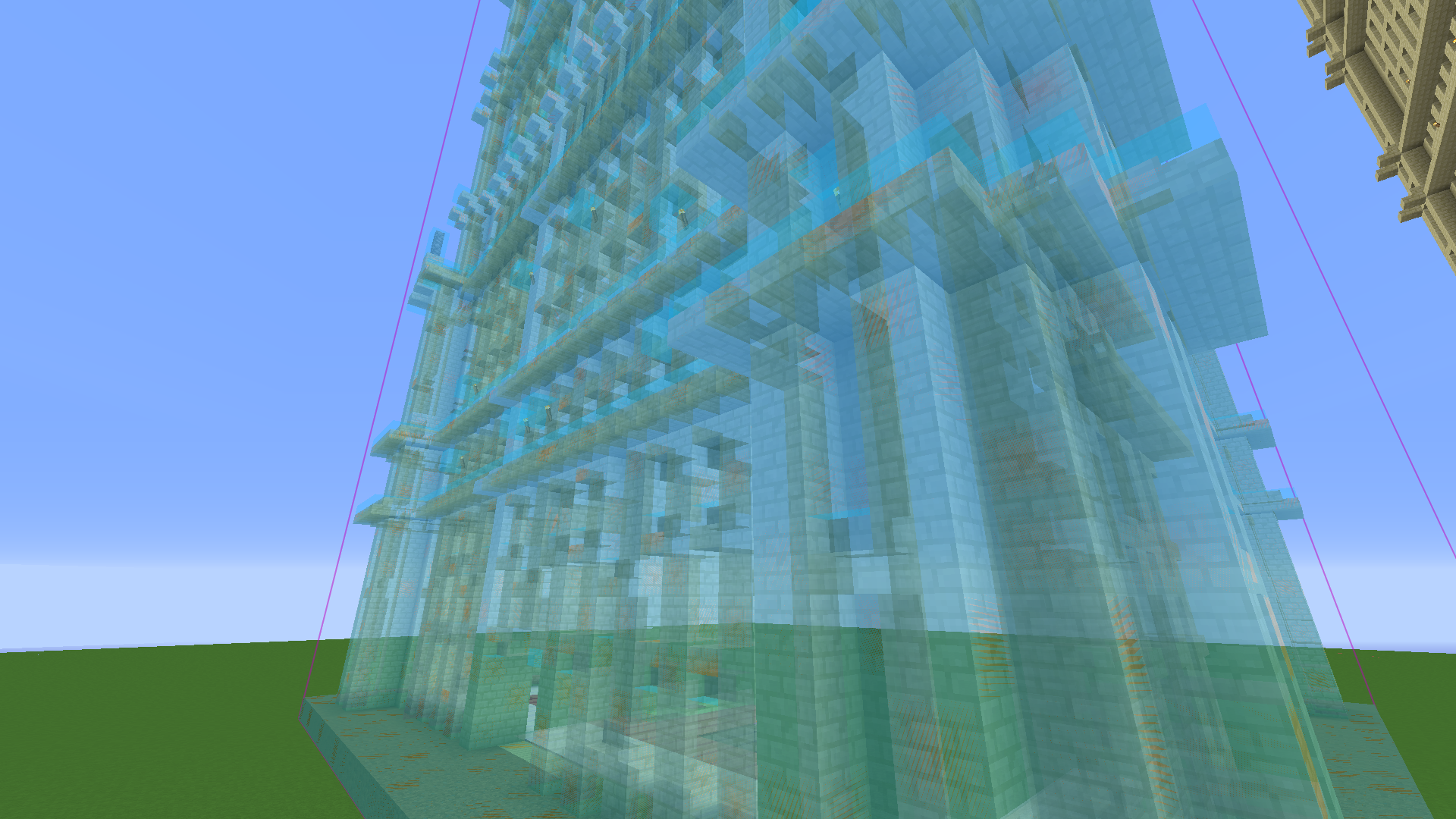 Blocks change when I load the schematic on another map