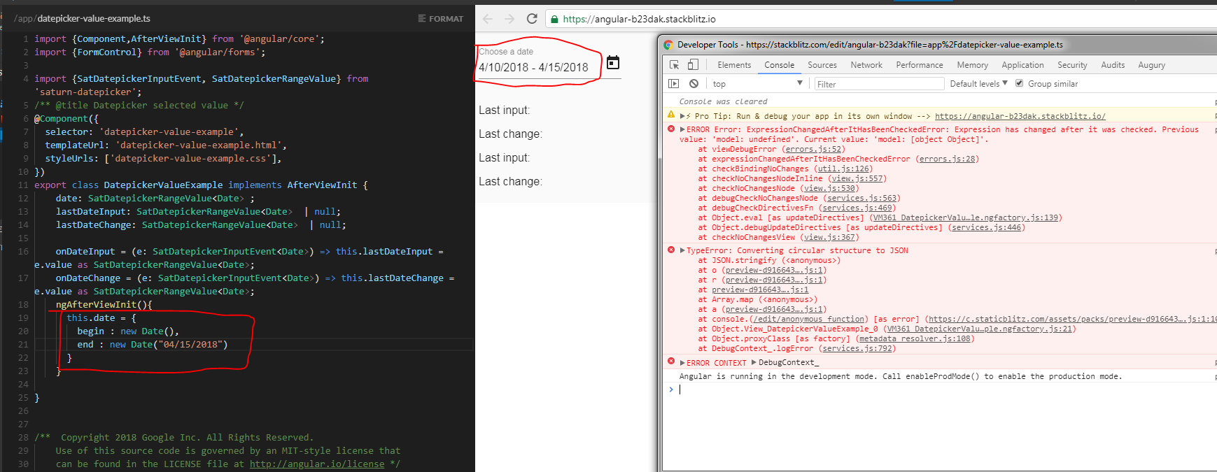 Converting circular structure to JSON · Issue #7