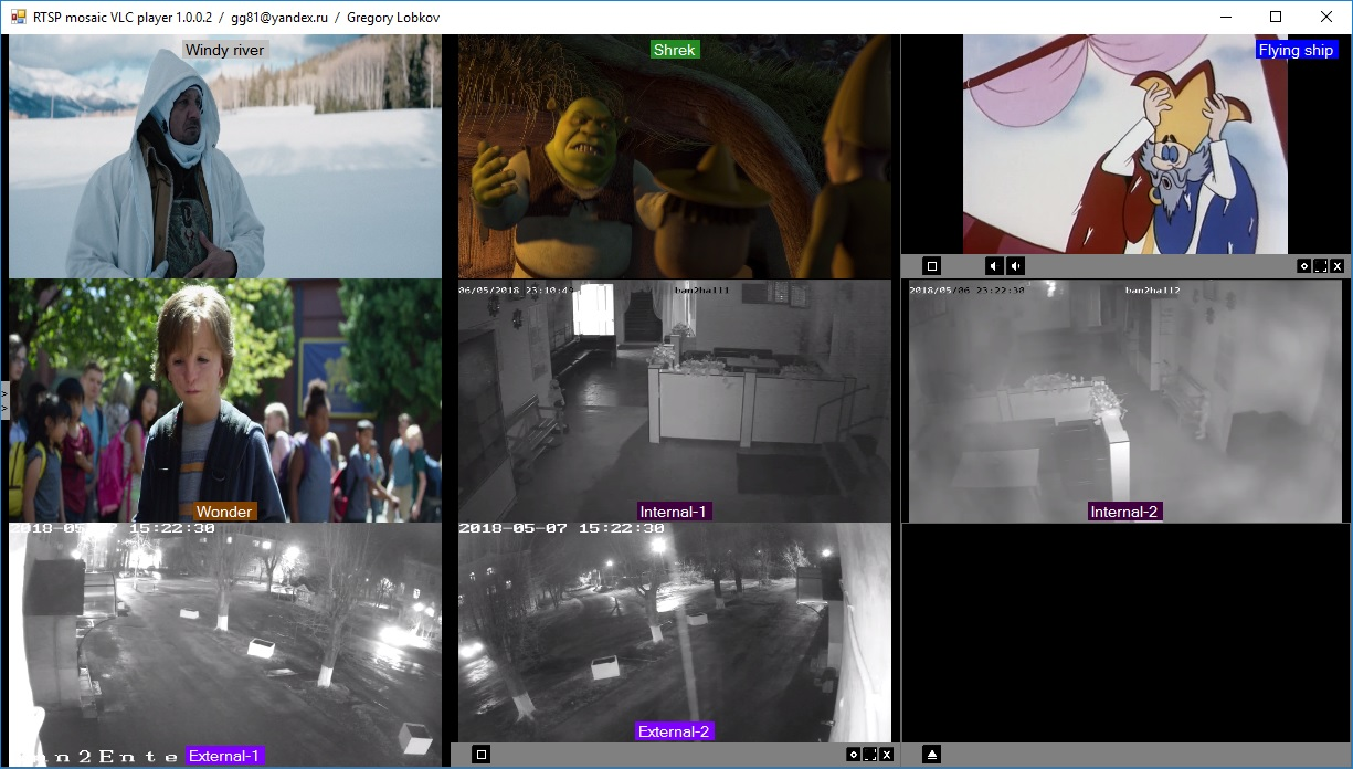 GitHub - grigory-lobkov/rtsp-camera-view: View IP-camera