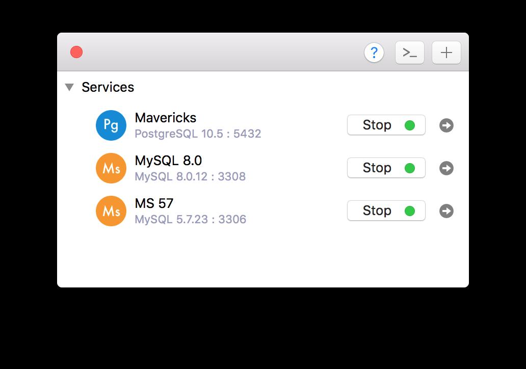 Backup Feature can't using in PostgreSQL 10 4 docker version