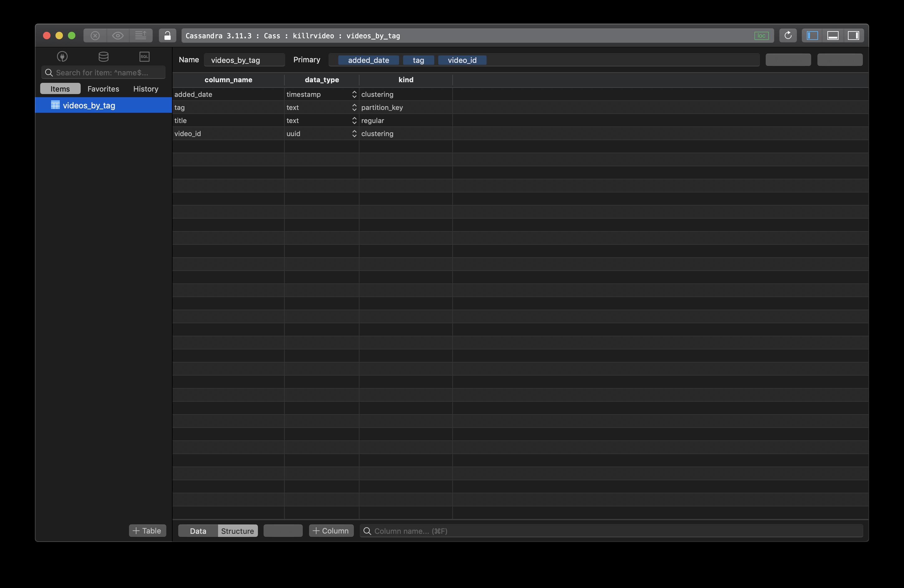 cassandra delete by partition key