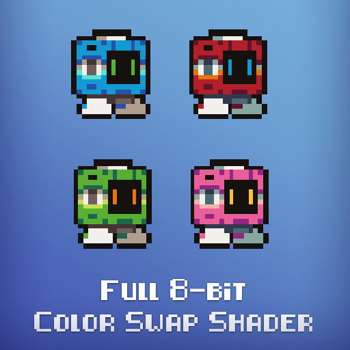 766 Color Palette Swap Shader's icon
