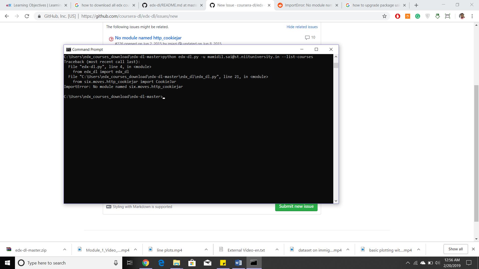 HTTP ERROR 403 FORBIDDEN YOUTUBE DL - APP][4 0+] GetTube