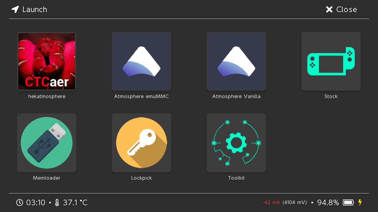 Releases · CTCaer/hekate · GitHub