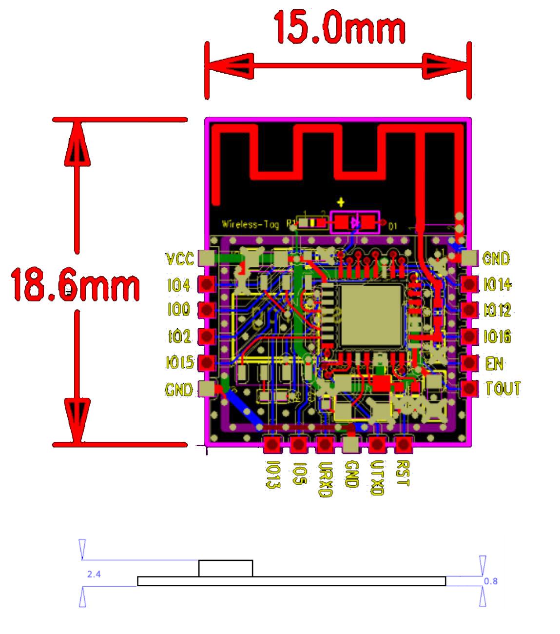wt8266-s1-pins