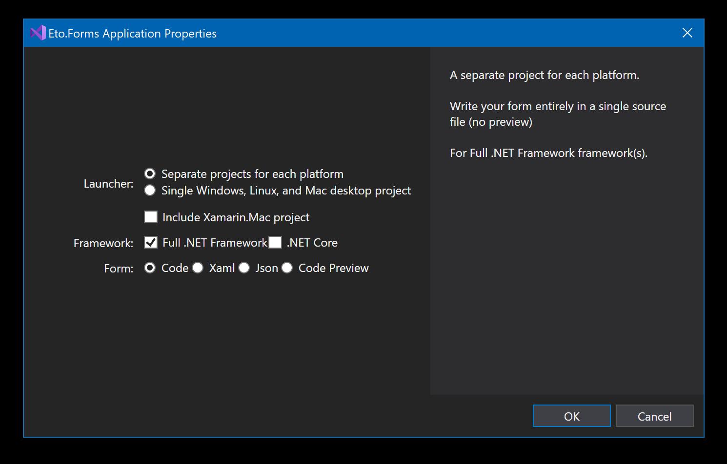 Windows-NewProject