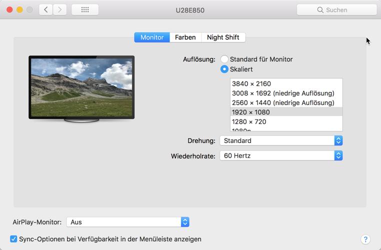Black Screen with 60 Hz on Mac mini · Issue #258 · Floris497/mac