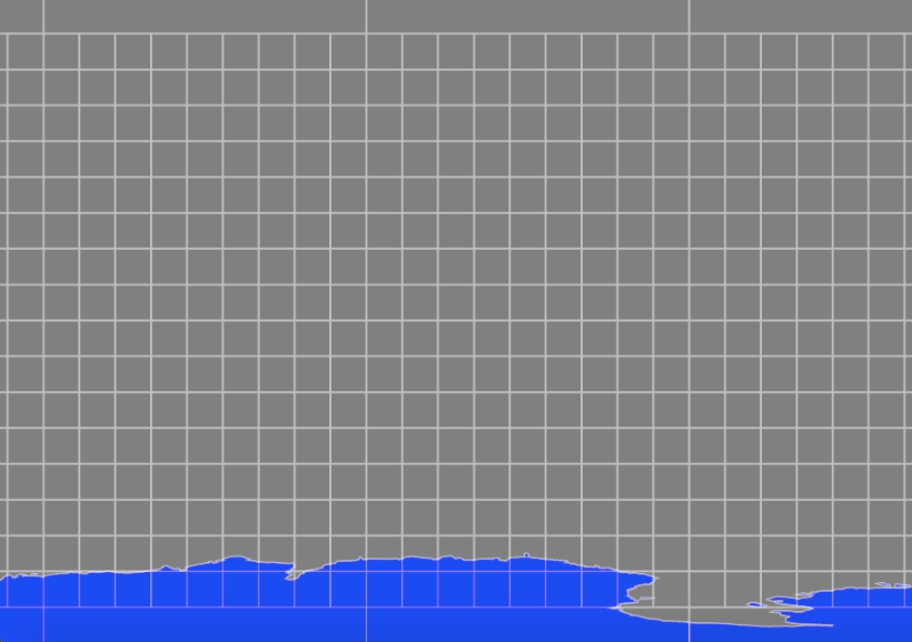 Canvas fills wrong side of the Antarctic MultiPolygon