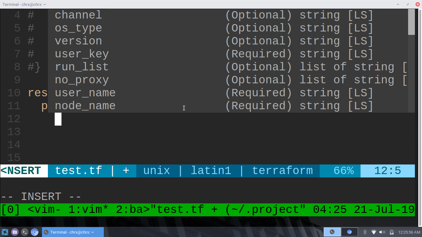 Developers - feat: Terraform 0 12 support (was hcl2 support) -