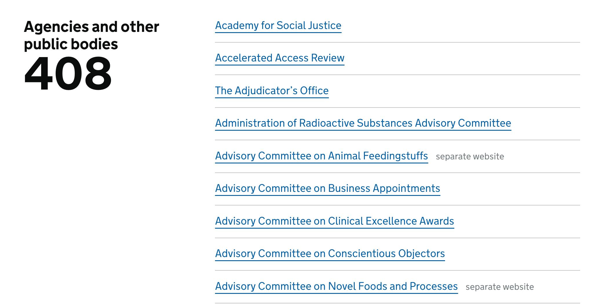 Screenshot_2020-01-07 Departments, agencies and public bodies - GOV UK - GOV UK