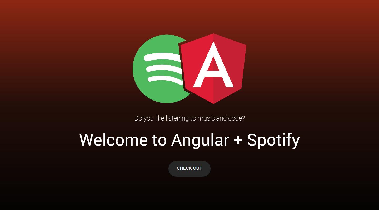 GitHub - dalejodc/angular-spotify: 🎧 Web app with Angular 6