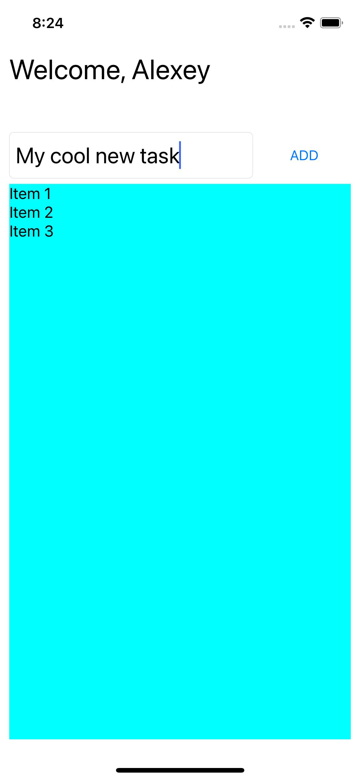 Simulator Screen Shot - iPhone 12 Pro - 2021-05-18 at 20 24 36