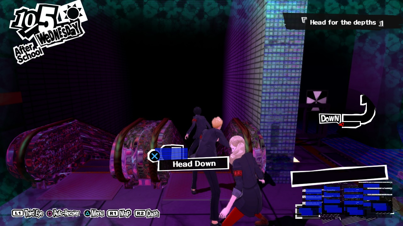 Persona 5: Random font/texture swapping · Issue #4298 · RPCS3/rpcs3