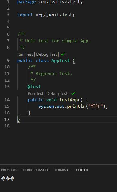 messy code in java test runner · Issue #652 · microsoft