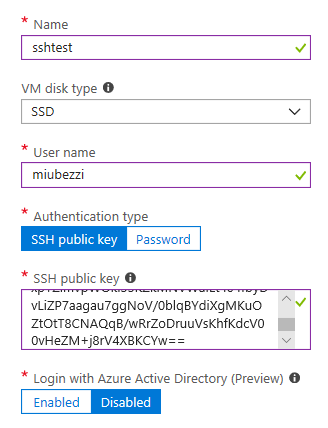 Add details on how to enable port 22 on azure portal so