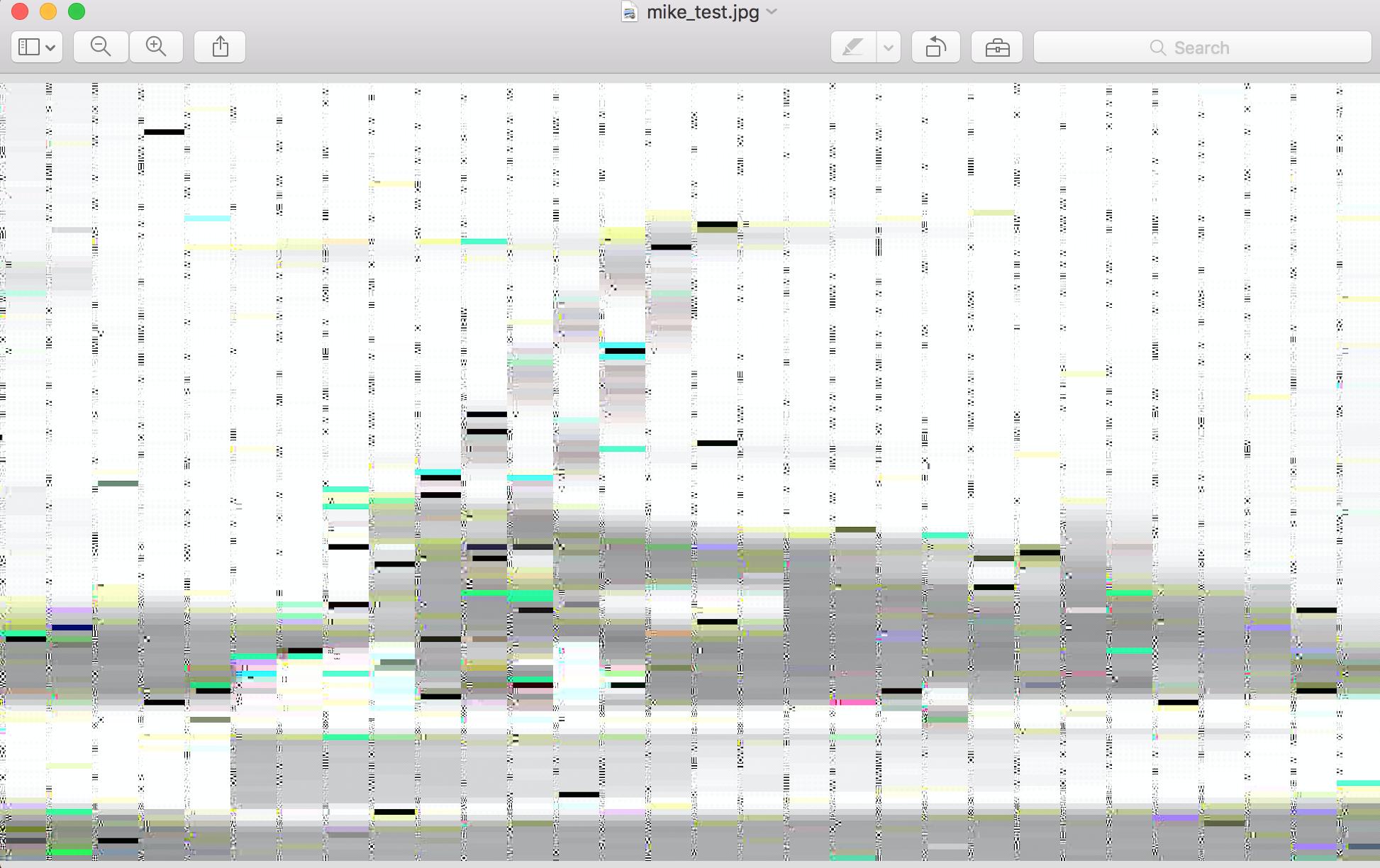 Encoded Image Not Displaying Correctly on MacOs · Issue #16