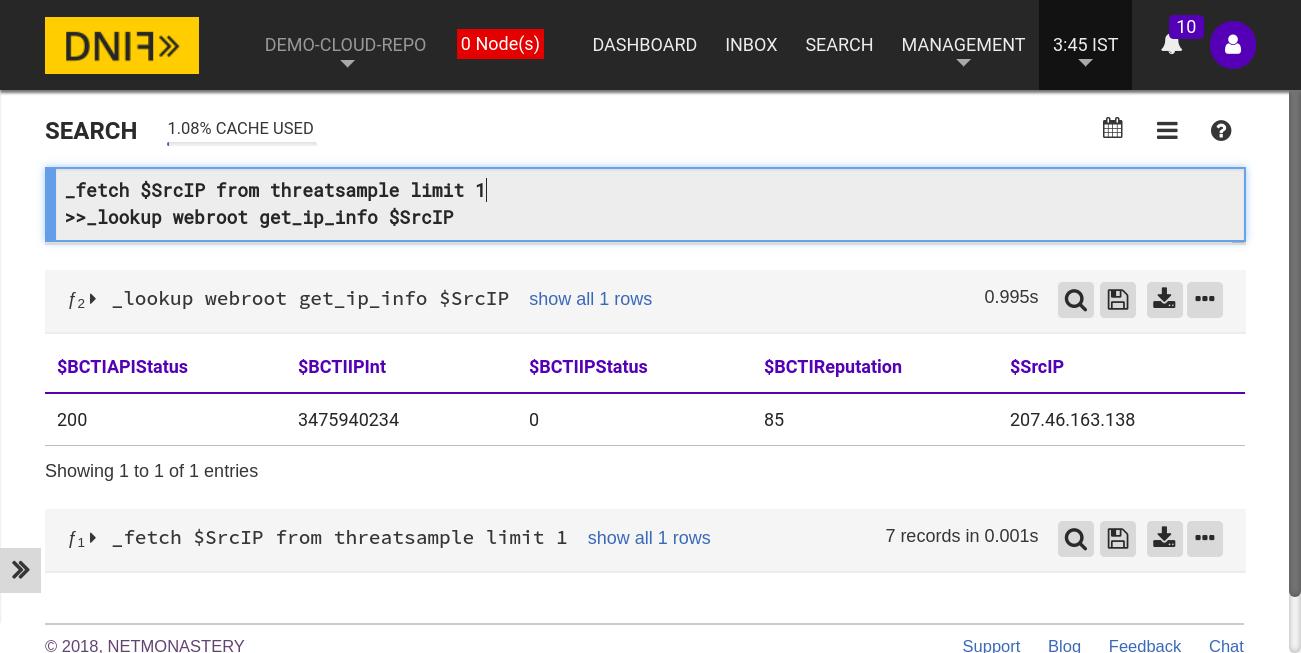 GitHub - dnif/lookup-webroot