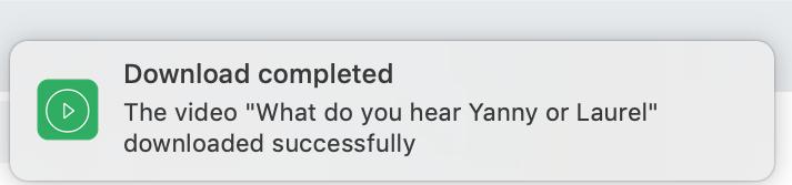 notification (feature screenshot)