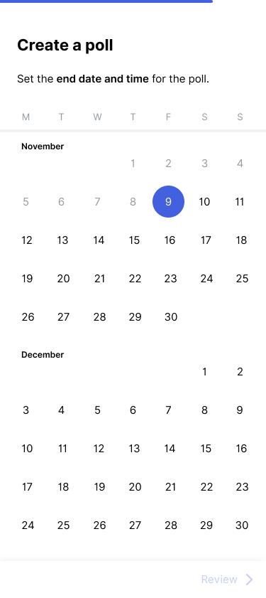 4 - dates - start