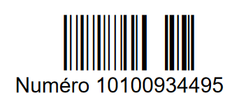 Barcode rendering (charCode missing) · Issue #10702