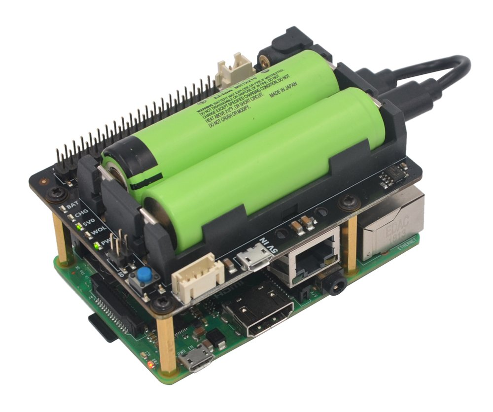 Research: 5V USB UPS (Power Backup Systems) · Issue #263 · rootzoll