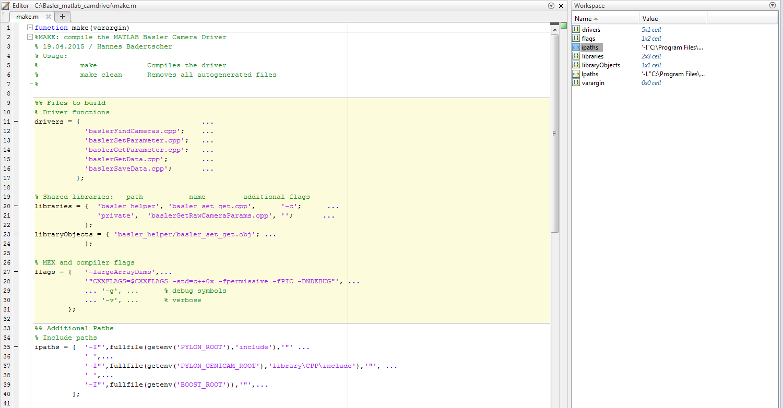 MATLAB: Building with 'Microsoft Windows SDK 7 1 (C++)' error
