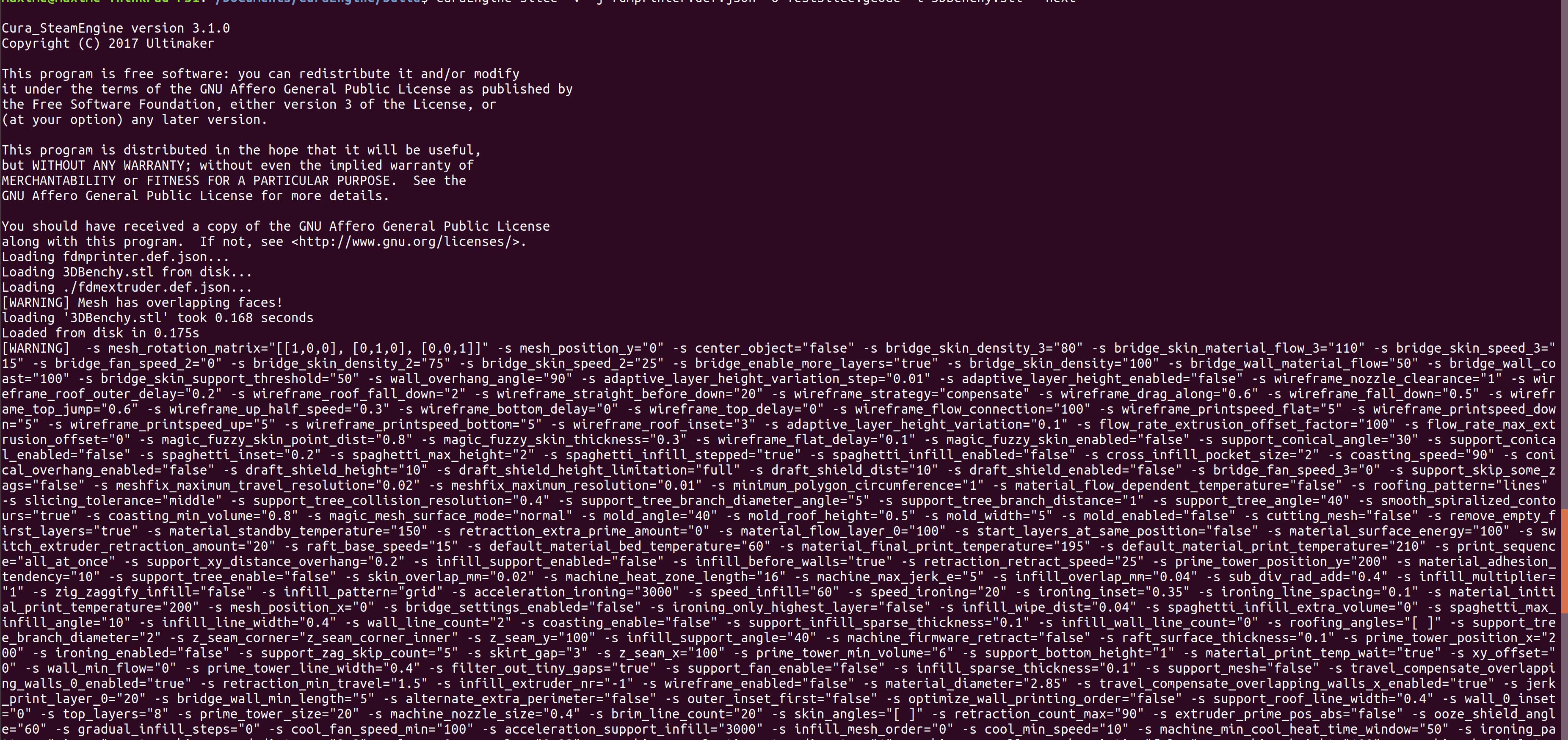 Slice error infill_hollow · Issue #929 · Ultimaker/CuraEngine · GitHub