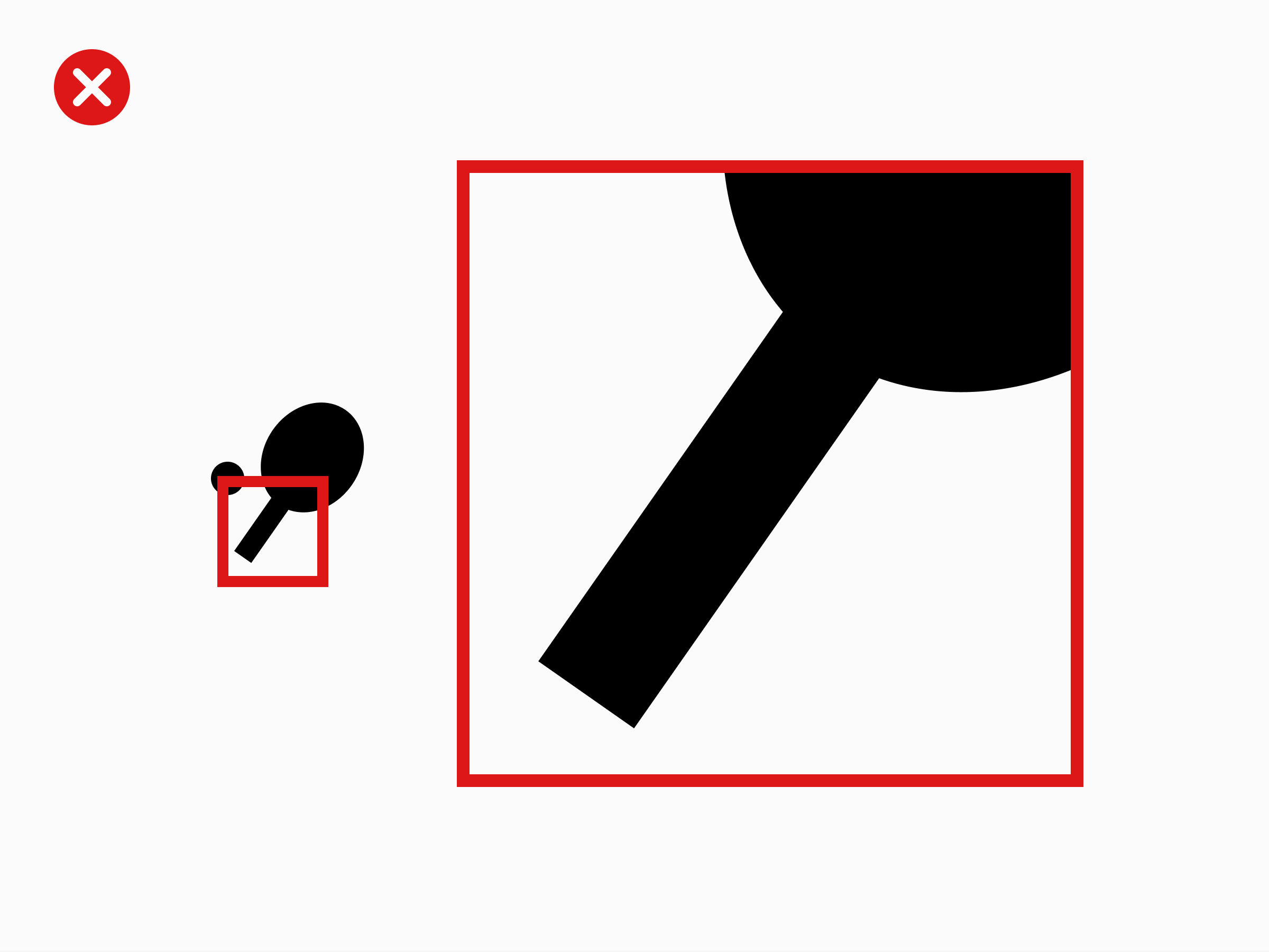 Corner radiuses are 8px X