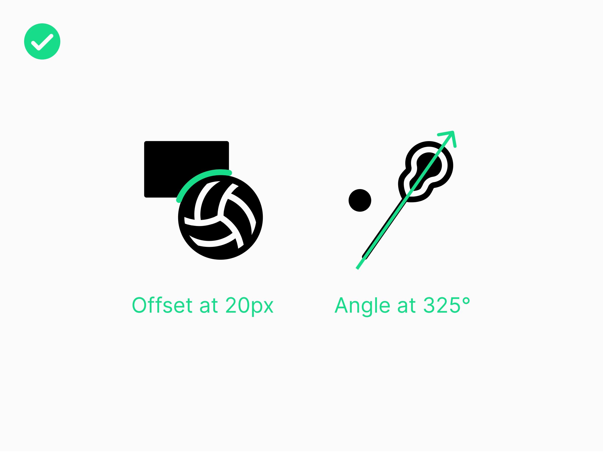 Offset Angle O