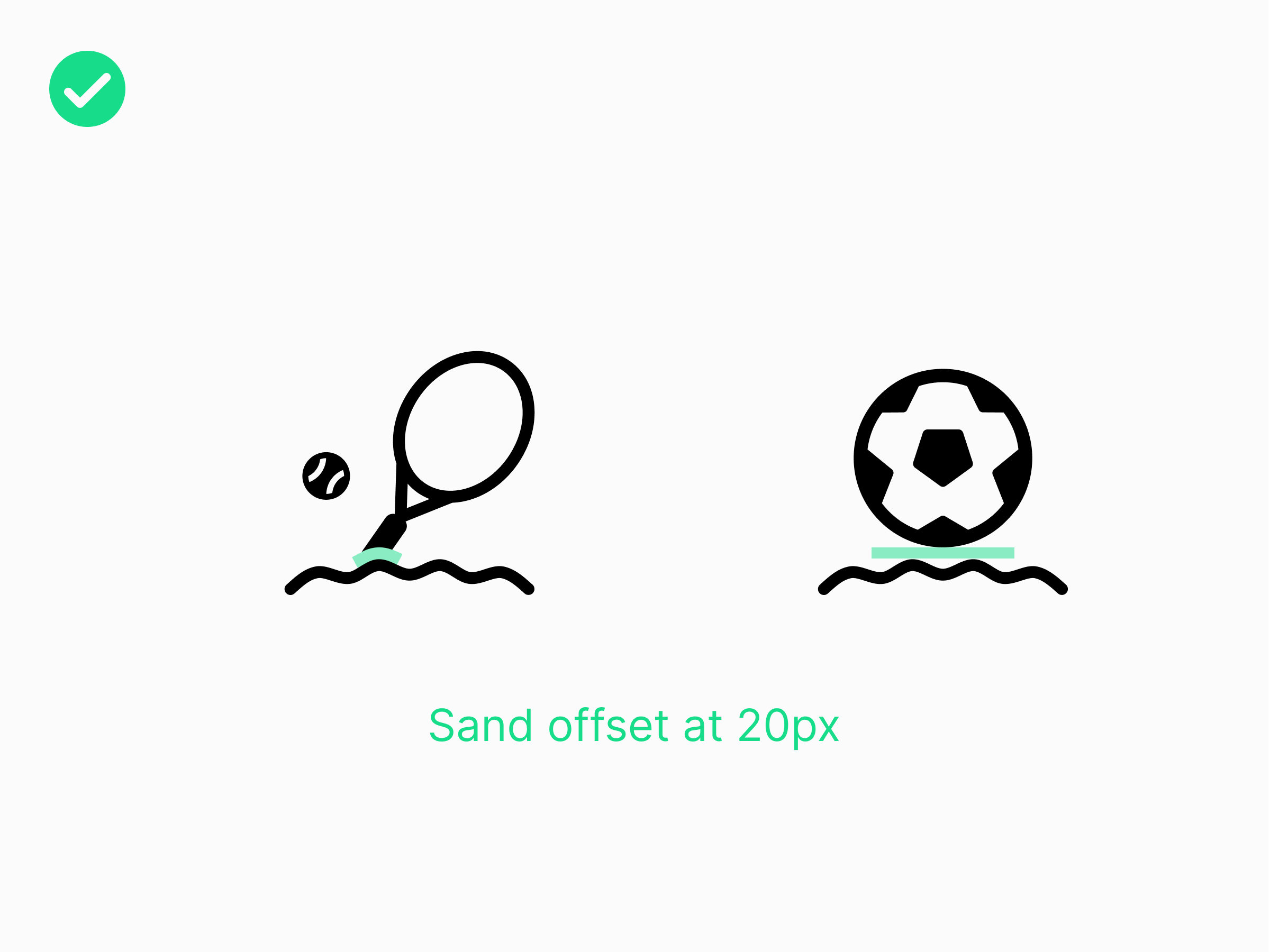 Sand Offset O