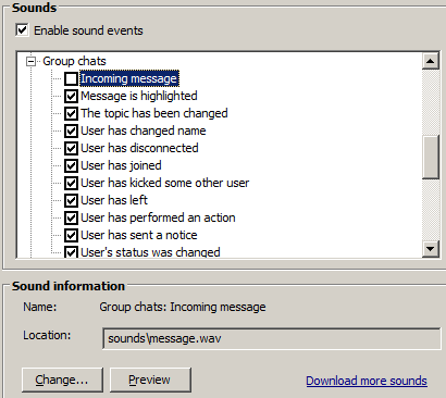Discord - group chat incoming message sound · Issue #1453