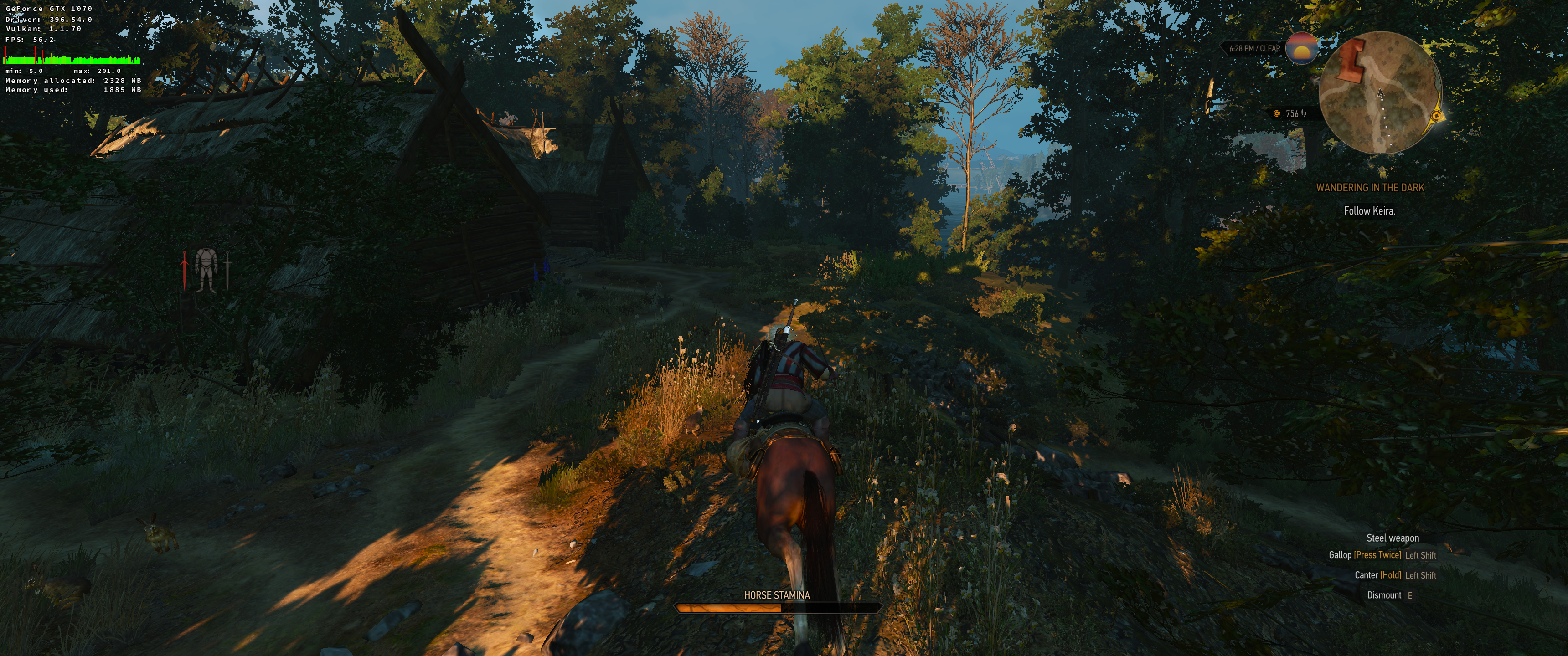 The Witcher 3 (292030) · Issue #607 · ValveSoftware/Proton · GitHub