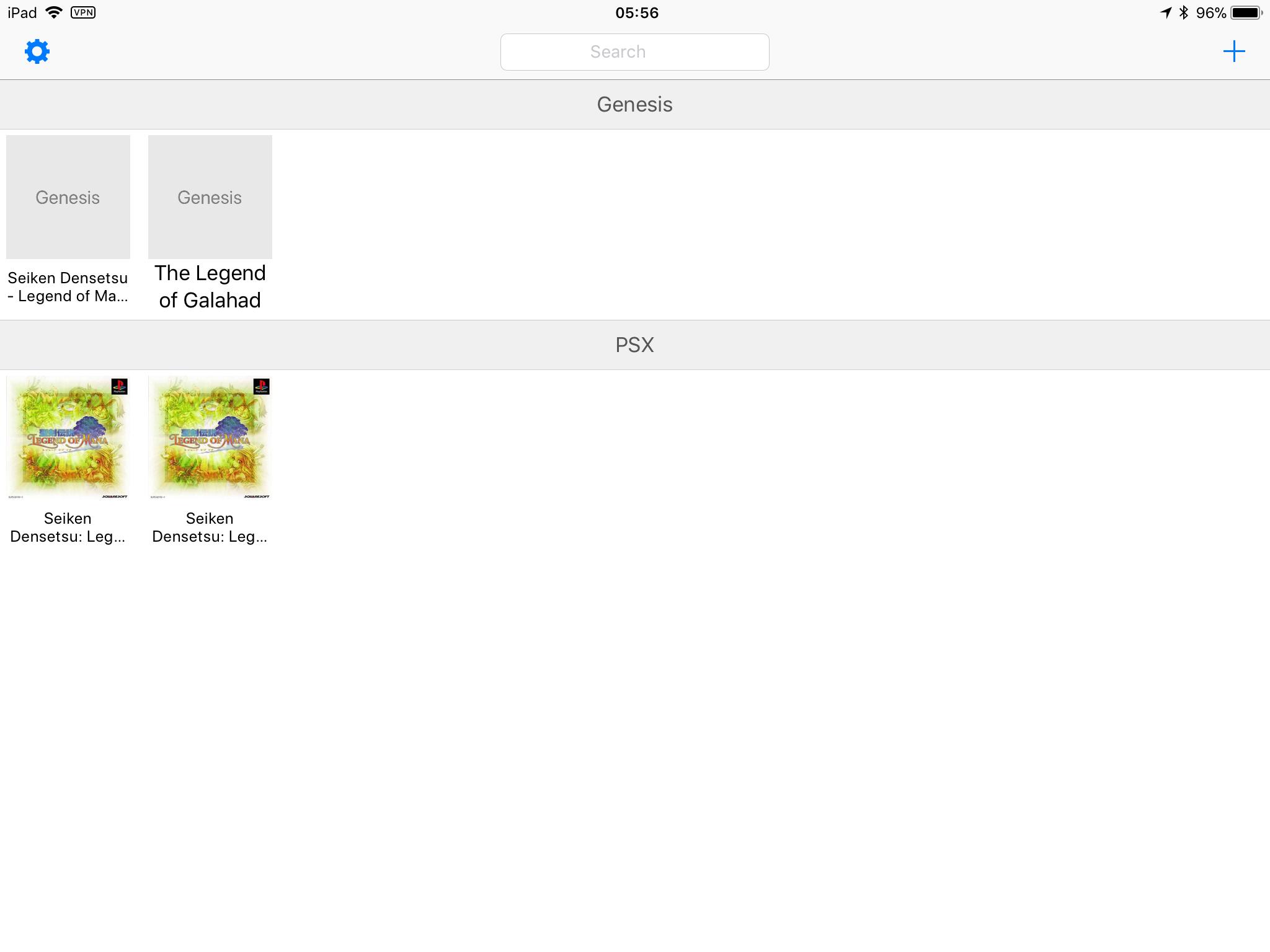 iOS11 iPad Pro 12 9 PSX crash · Issue #630 · Provenance-Emu