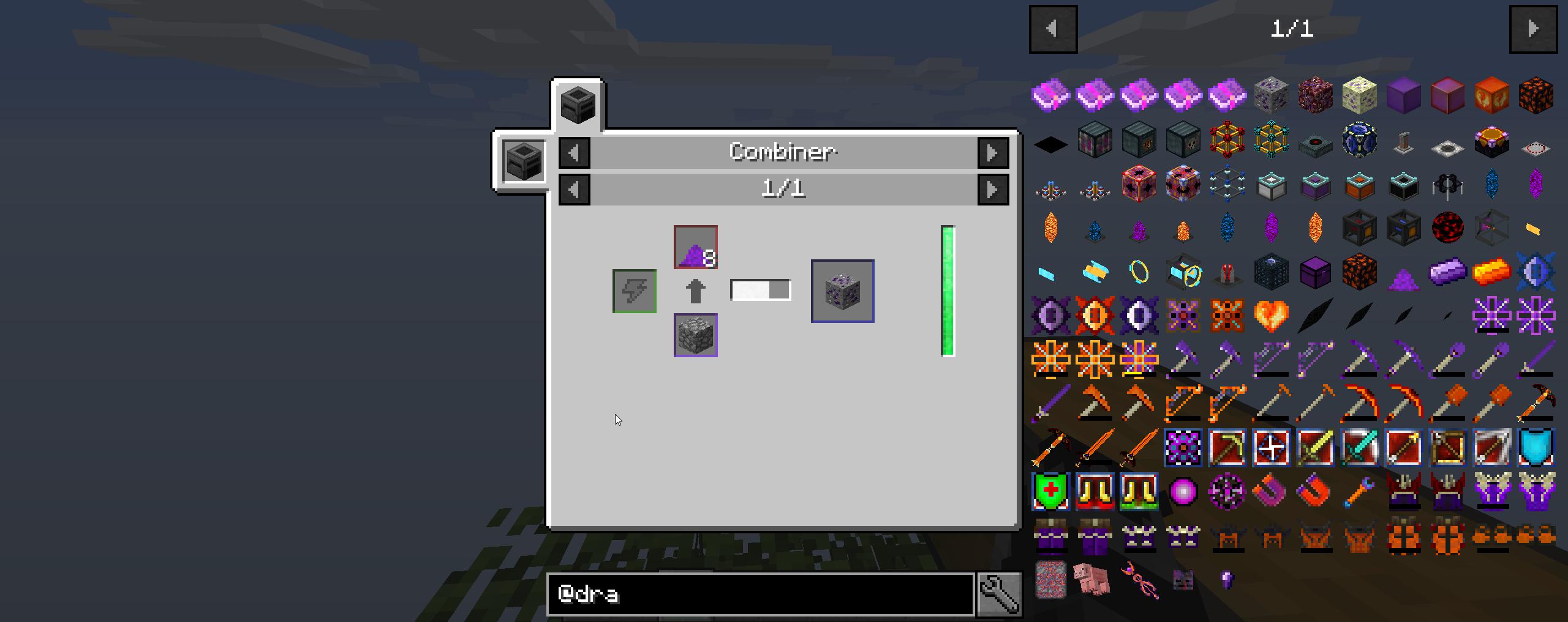 Crafttweker Combiner Remove does not work -