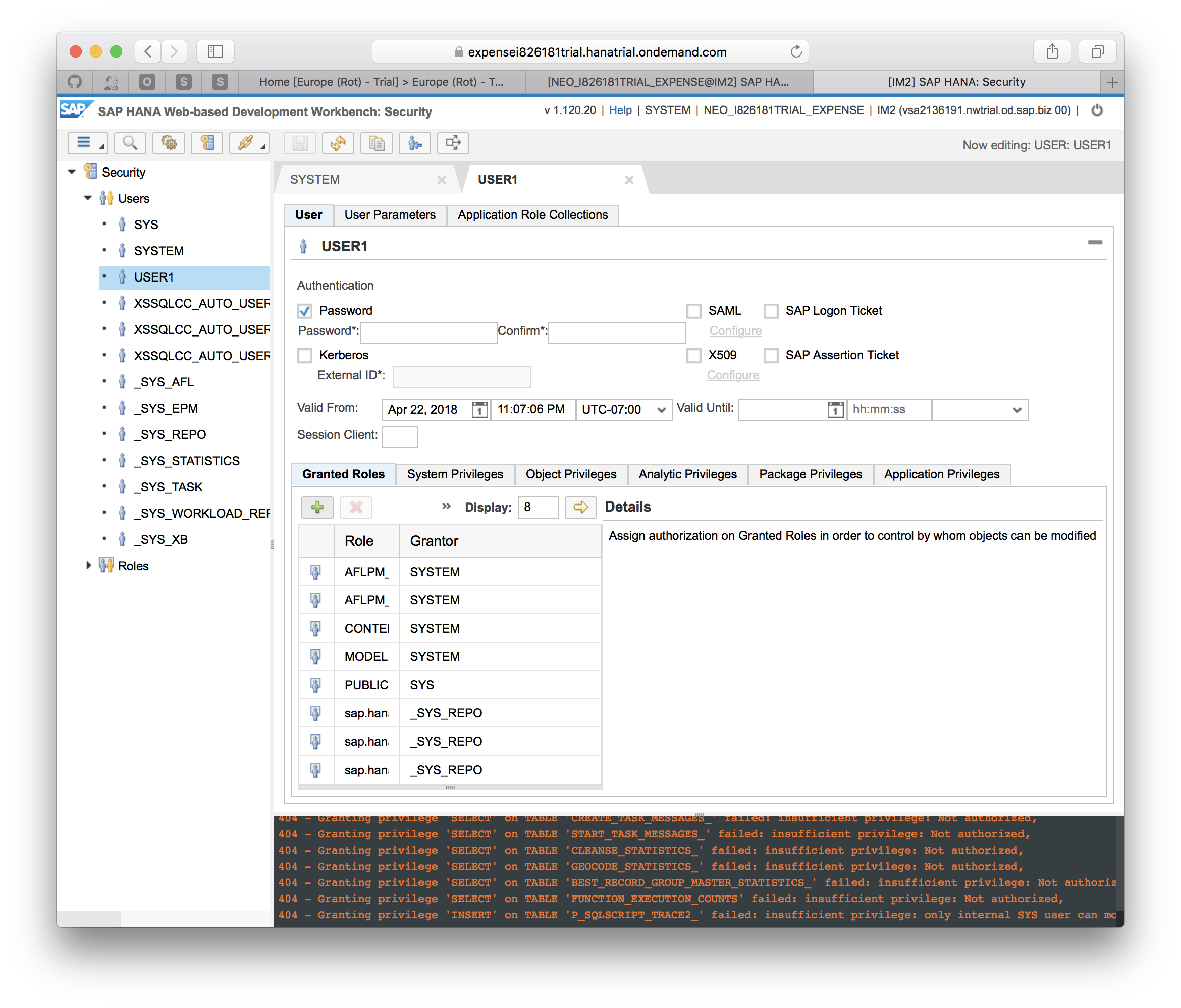Install Database Package (OPTIONAL) · SAP/fiori-for-ios