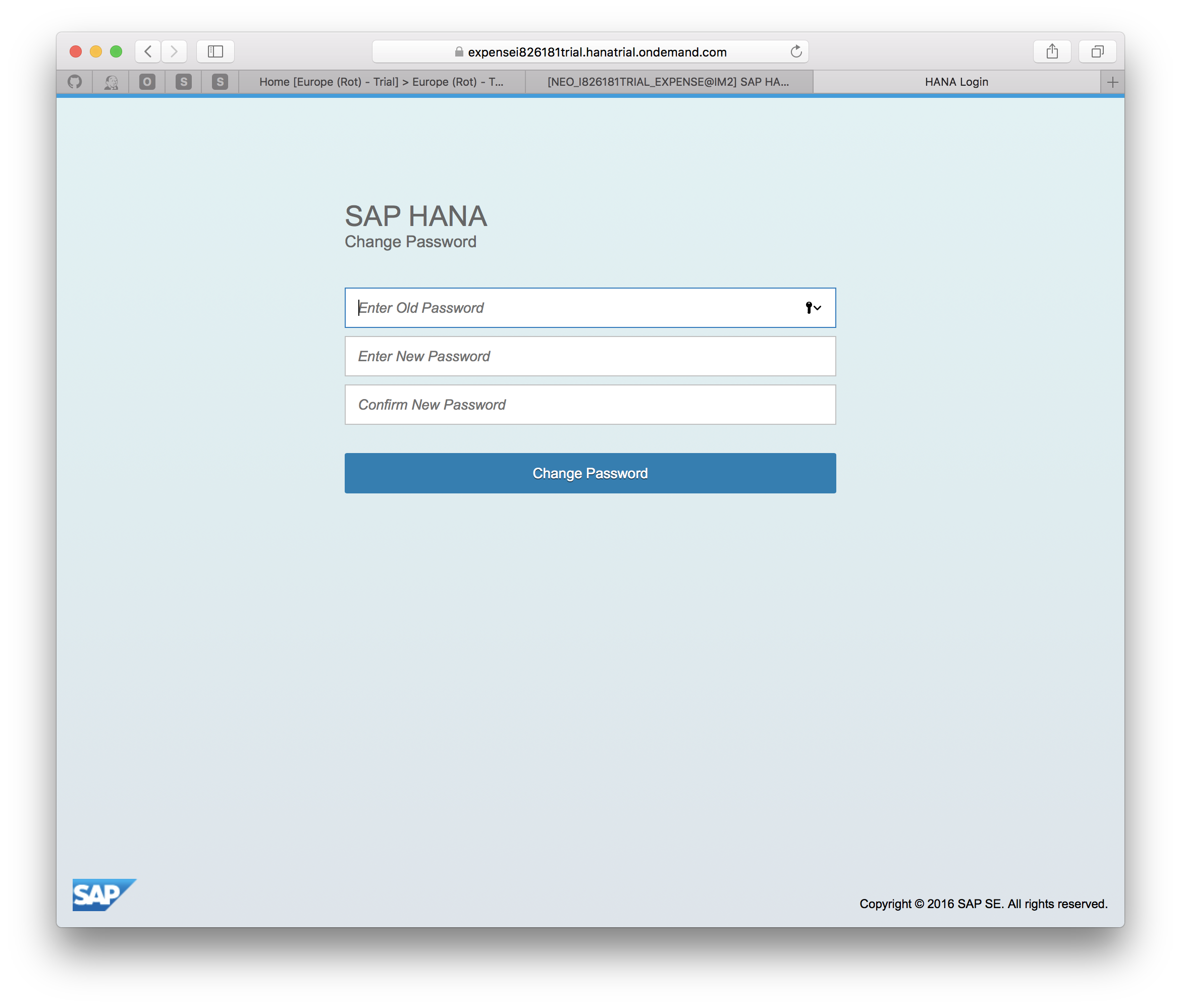 Install Database Package (OPTIONAL) · SAP/fiori-for-ios-workshop