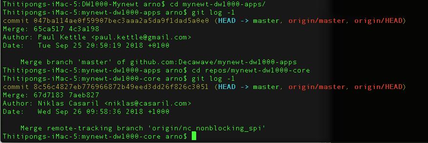 Not respond J-Link debug · Issue #1 · Decawave/mynewt-dw1000