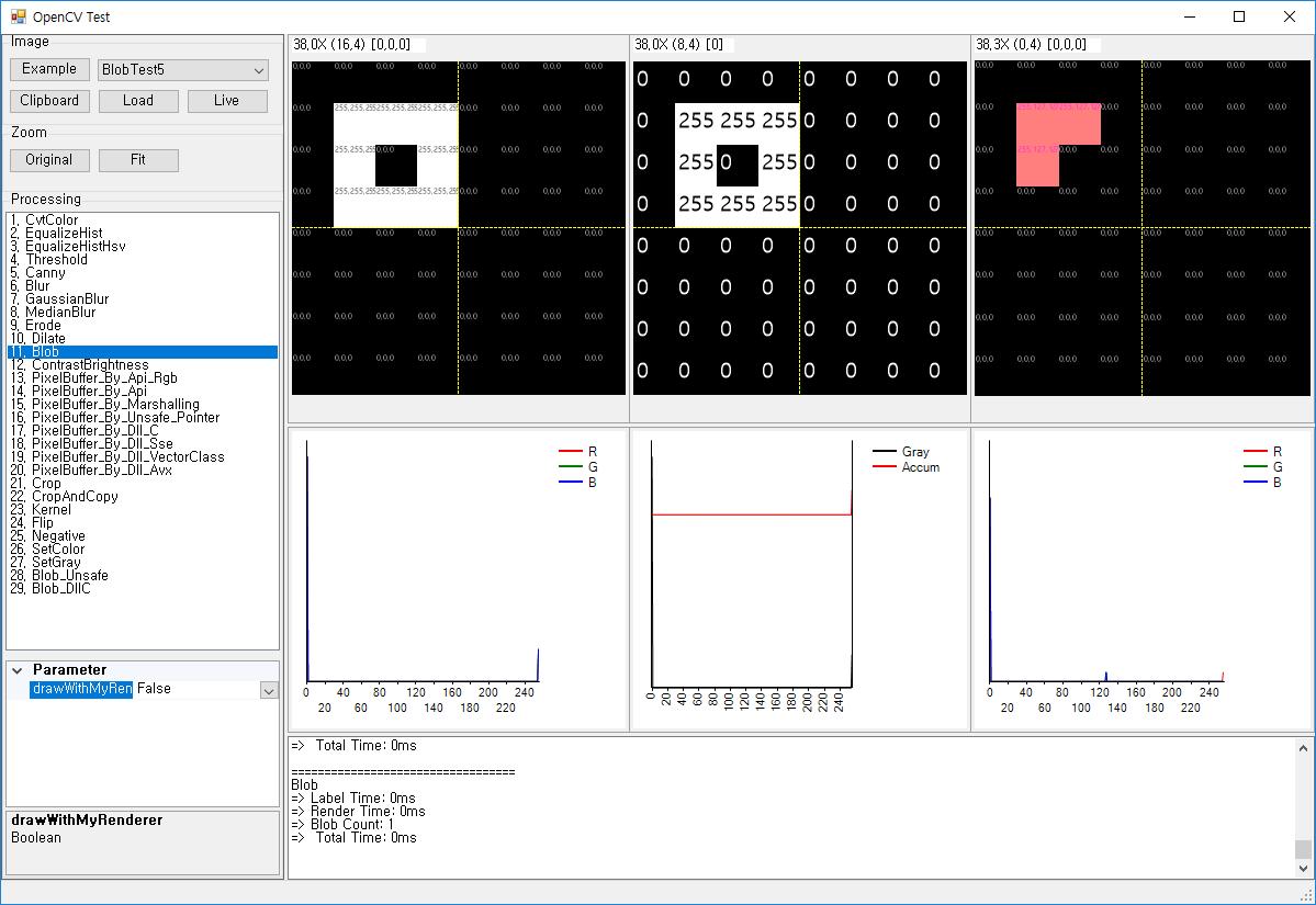 RenderBlobs() method doesn't draw MaxY, MaxX Pixels · Issue