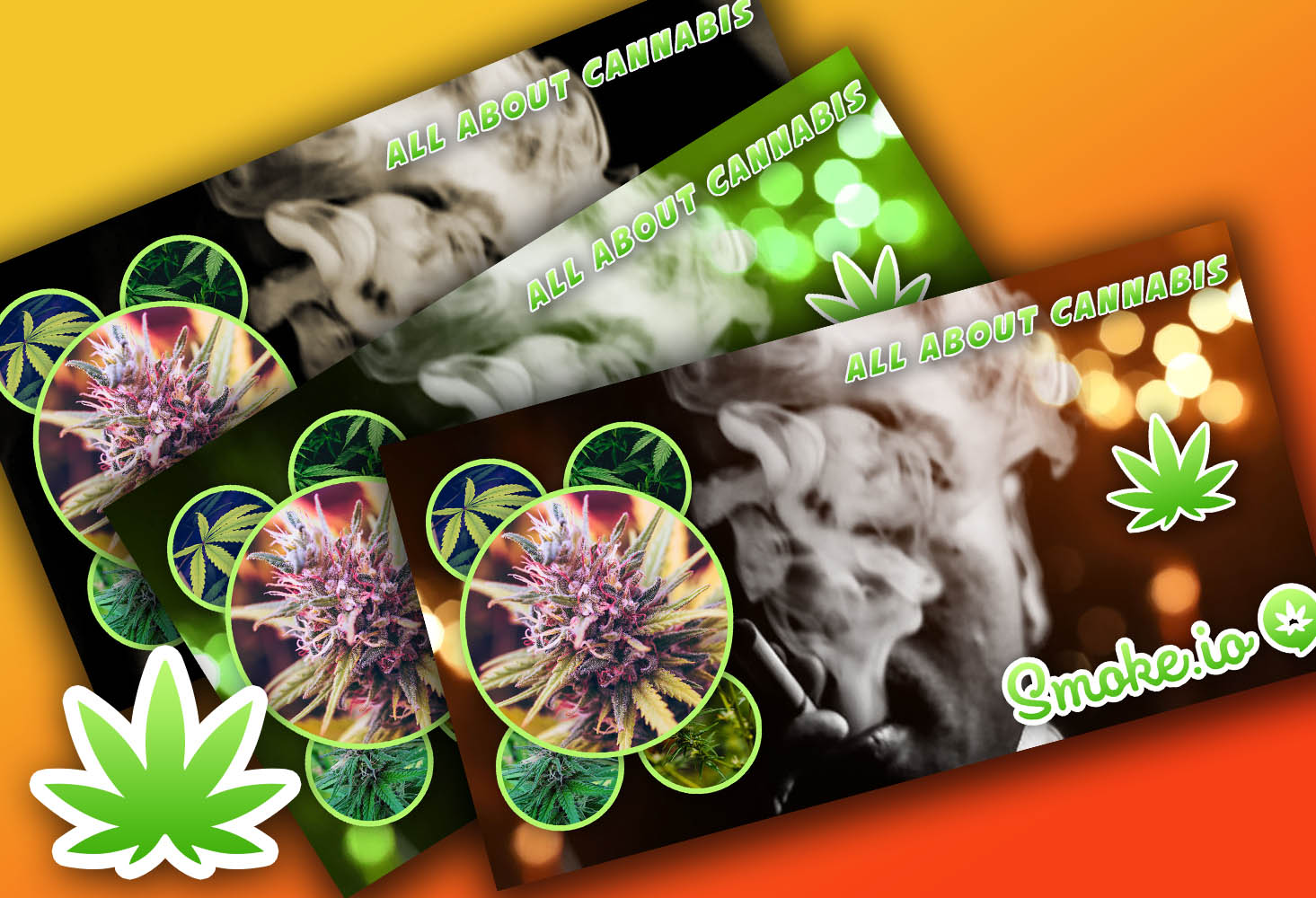 Designs For Smoke Promotion #128 - Digital Artboards