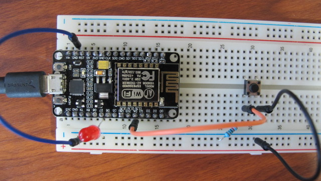nodemcu v2 pinmapping are outputting to the wrong pins