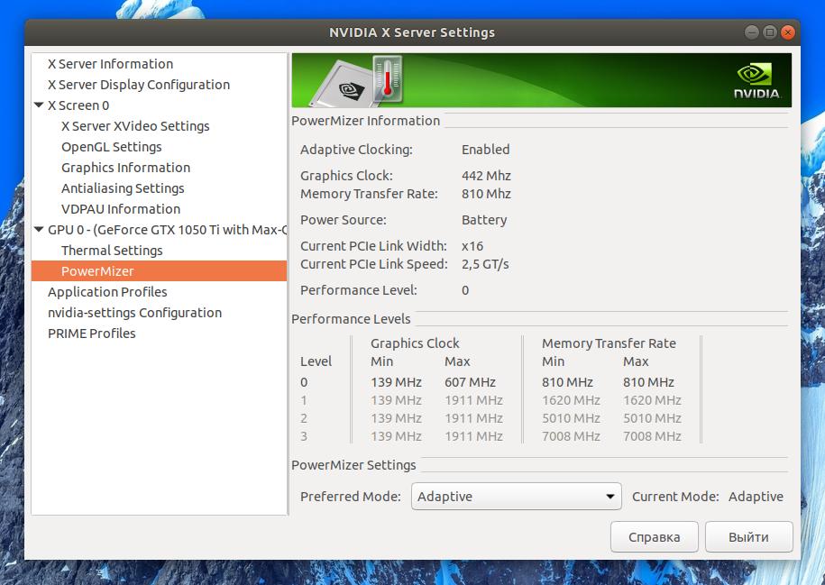 Xps 9560 Ubuntu Nvidia