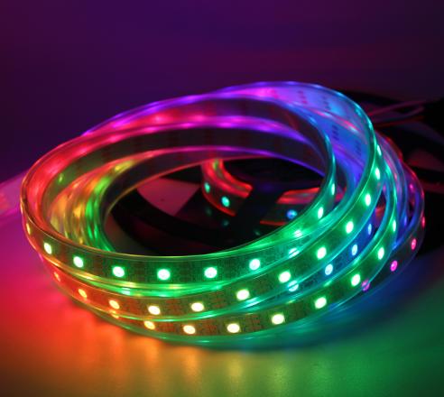 Neopixel Rainbow Code