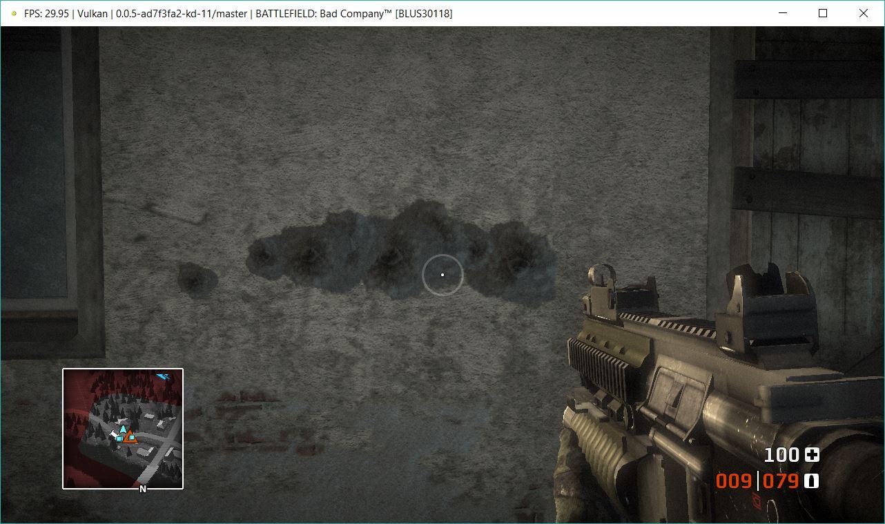 pr bullet holes