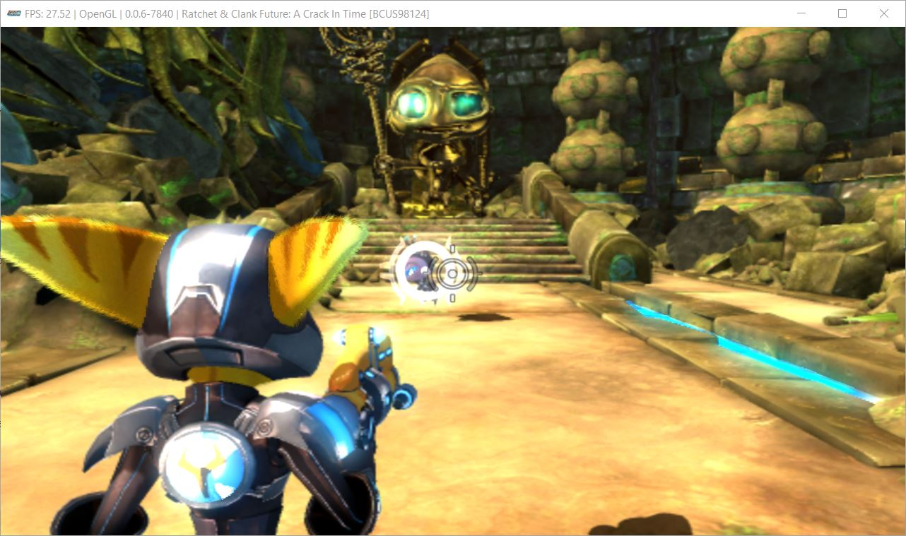 master ratchet and clank