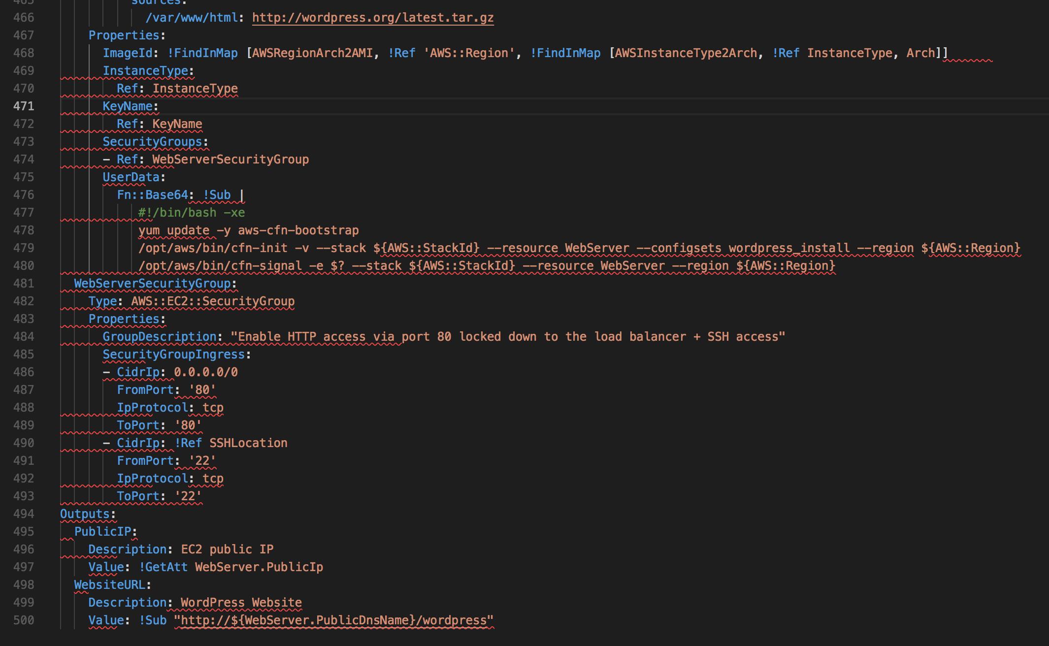 Regression] Cloudformation Support · Issue #77 · redhat