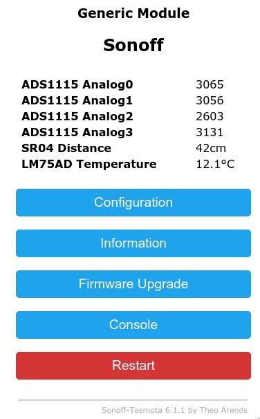 Two ultrasonic sensors on nodemcu (US-100 and JSN-SR04Tv2) · Issue