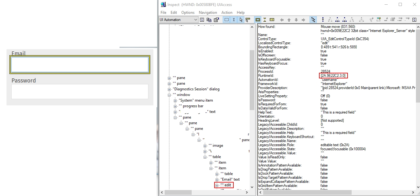 Find an element in a browser in a WPF application · Issue #416